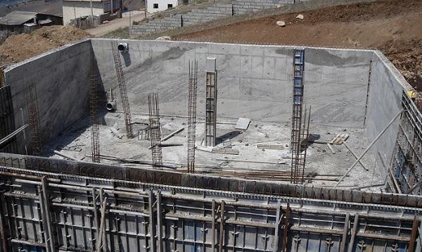 پروژه آب و فاضلاب مازندران