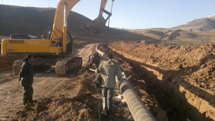 پروژه هاي گازرساني در استان گيلان