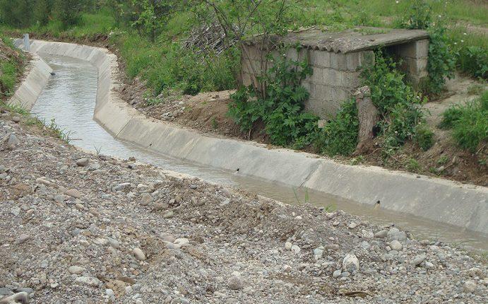 پروژه های شبکههای فرعی آبیاری و زهکشی