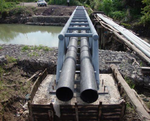 پروژه¬های آبیاری و زهکشی منطقه مرکزی گیلان